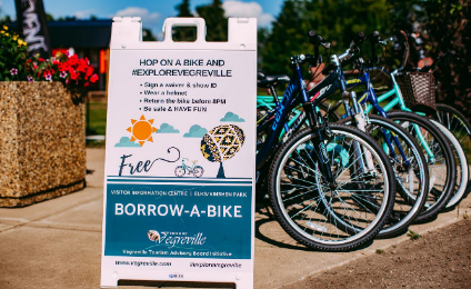 Borrow-A-Bike